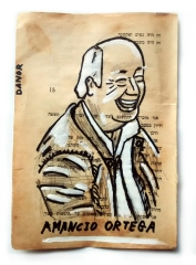 amancio_ortega_portrait_painting_collage_by_danor_shtruzman